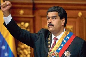 Nicolas Maduro / Crédit photo : AFP Juan Barreto