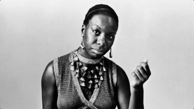 Nina Simone restera comme une artiste hors du temps (DR)