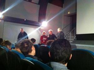 séance du film en compagnie du réalisateur Danois crédit MB