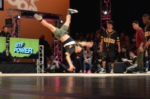 danseur équipe BTF Power