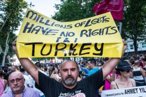 lgbt droits turquie