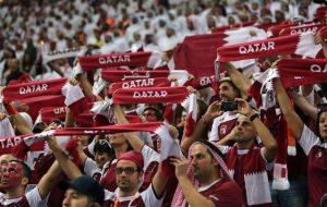 Supporters Qatar