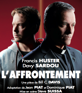 Affiche Affrontement
