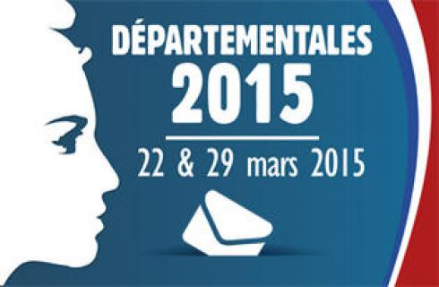 Le second tour des élections départementales aura lieu le dimanche 29 mars.