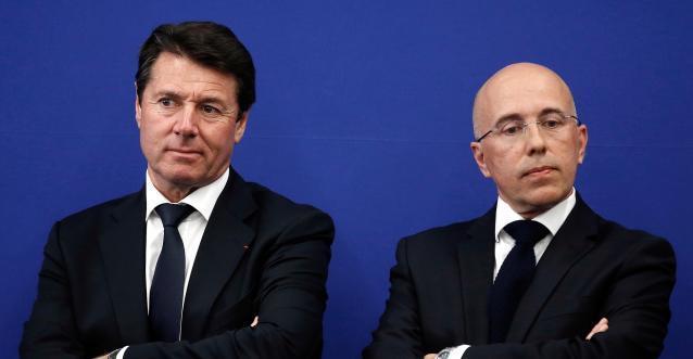 Le duo UMP des Alpes-Maritimes se réjouit de ces résultats. Crédit : l'opinion.fr