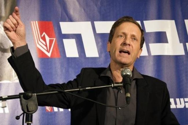 Itzhak Herzog, leader de l'Union Sioniste, était le principal opposant de Benyamin Netanyahu. Crédit photo: la-croix.com