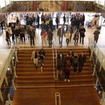 L'entrée du palais des festivals. Crédit : Loïc Masson