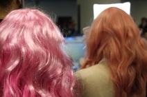 Perruques ou colorations ?Crédit : Loïc Masson
