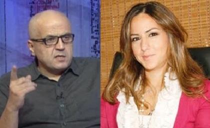 """Les journalistes Ibrahim Al-Amine et Karma Khayyat sont poursuivis pour """"entrave à la justice"""" (DR)"""
