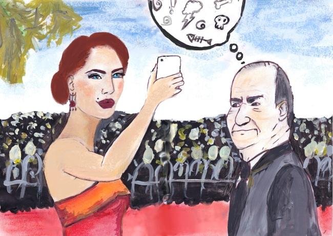Les selfies ne seront finalement pas interdits au Festival de Cannes.
