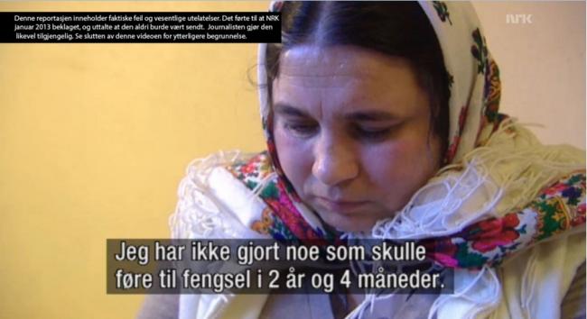 Rom NRK