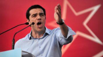 Alexis Tsipras, premier ministre de la Grèce depuis le 26 janvier 2015