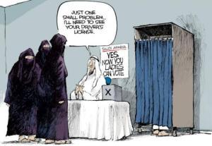 vote femmes arabie saoudite