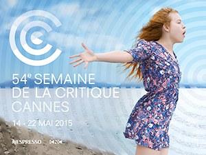 La Semaine de la Critique a dévoilé, lundi 6 avril, l'affiche de sa 54ème édition. Crédit Photo: semainedelacritique.com