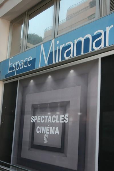 Espace Miramar. Légende: Il n'y a pas d'impact de la Semaine de la Critique sur l'Espace Miramar: pas de hausse de la fréquentation due à cet événement durant l'année. Crédit Photo: Lauriane Sandrini