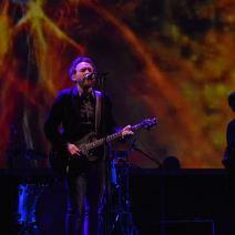Le groupe de rock Köma a enflammé le Palais des Festivals durant la finale. Crédit Photo : Cyrille Ardaud