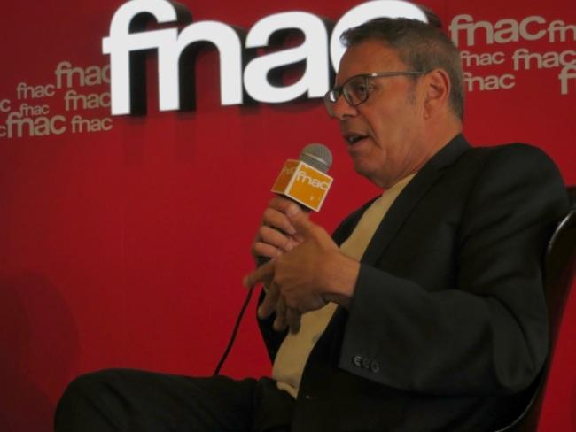 Jean-Michel Cohen est l'un des experts en nutrition les plus connus des médias. (Crédit photo: Lucile Moy)
