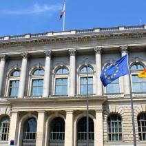 Aujourd'hui chambre des députés allemands, l'institution fut mise de côté par Hitler du fait de son rejet du pouvoir parlementaire. Elle accueille de nos jours les 149 élus du pays (S.F)