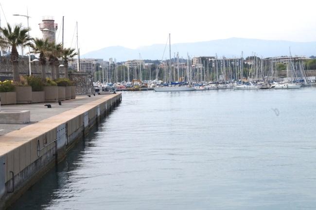 A Antibes, le «quai des milliardaires» n'affiche plus complet. (Crédit photo : Wilhem Lelandais-Foyer)