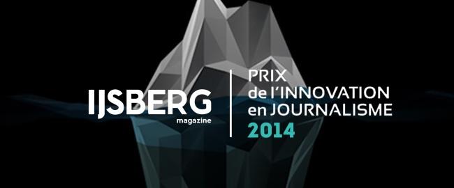 Après seulement quelques mois d'existence, Ijsberg magazine se paye une belle récompense. Crédit photo : https://ijsbergmagazine.com/