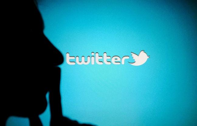 Le logo de l'entreprise Twitter. (Crédit photo: SALOM-GOMIS SEBASTIEN/SIPA)