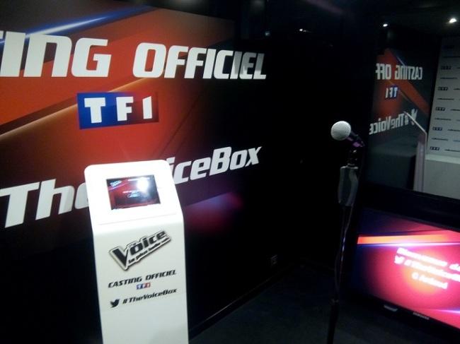 The Voice Box Micro