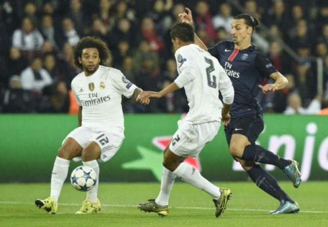 L'attaque parisienne a buté sur une défense madrilène efficace. (Crédit photo : D.R.)