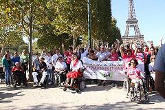 En 2014, plus de 400 personnes ont fait preuve de solidarité. (Crédit photo : sinvestirsla.fr)