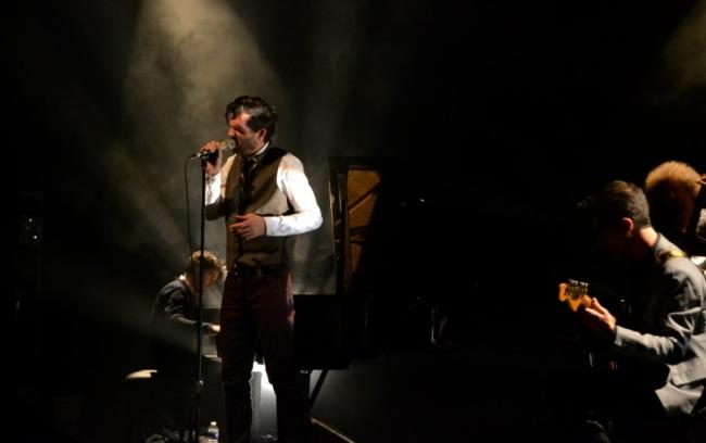 Hugh Coltman (chant), Thomas Naim (guitare), Bojan Z (piano), Christophe Mink (contrebasse) et Raphaël Chassin (batterie).