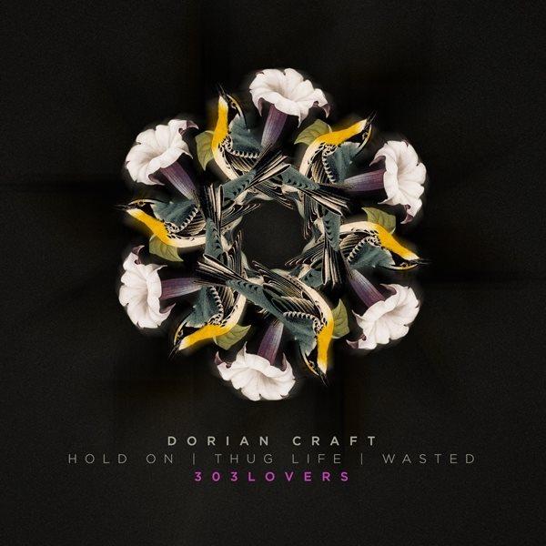 La pochette du dernier EP de Dorian Kraft, Thug Life EP, disponible dès maintenant sur Beatport