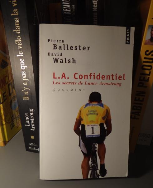 En remontant au tout début de la carrière d'Armstrong, et à partir de nombreux témoignages, Ballester et Walsh dépeignent dès 2004 le «système Armstrong». (Crédit photo: Emmanuel Durget)