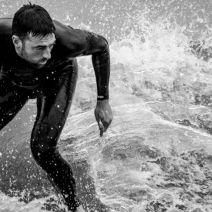 Certaines vagues peuvent se révéler instables. Crédit : Matthias Somm