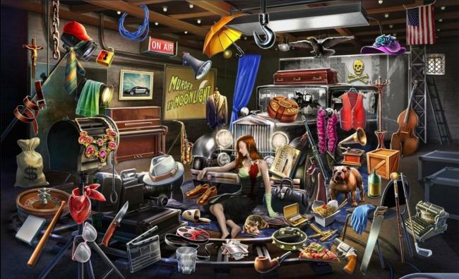 Le jeu Criminal Case propose aux joueurs d'endosser le rôle de détective sur des scènes de crime. (Crédit Photo : Pretty Simple)