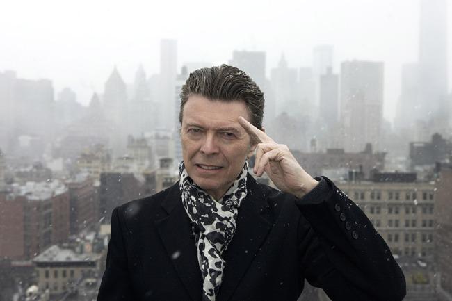 David Bowie revient plus que jamais audacieux. (Crédit photo : Jimmy King)
