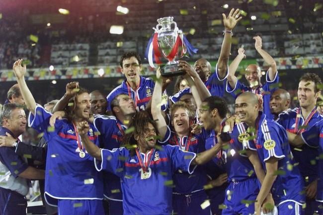Europe 2000 crédit AFP:P. Huguen