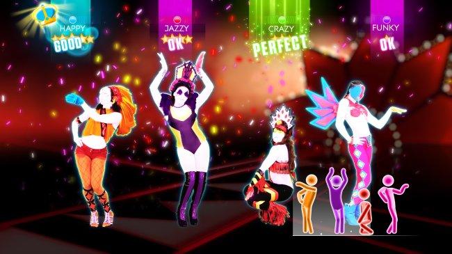 Just Dance, l'un des jeux-vidéos les plus populaires auprès des adolescents, a été développé par le studio français Ubisoft. (Crédit Photo : Ubisoft)