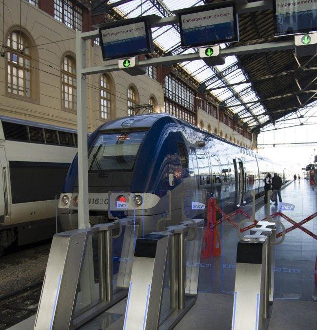 Portiques anti-fraude Marseille Saint-Charles (2)