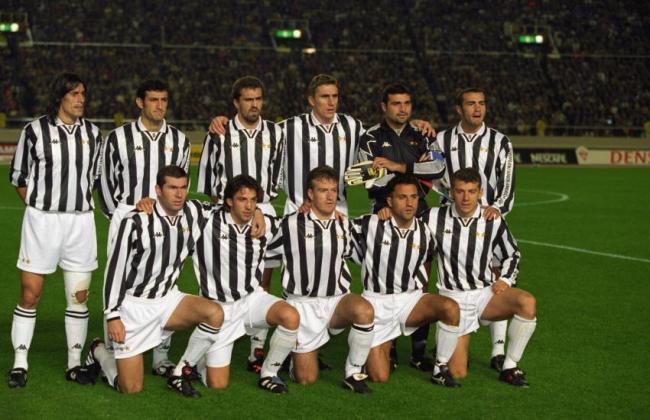 Zidane la Juve crédit L'équipe