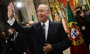 Le nouveau président du Portugal, Marcelo Rebelo de Sousa. (Crédit photo : lematin.ma)