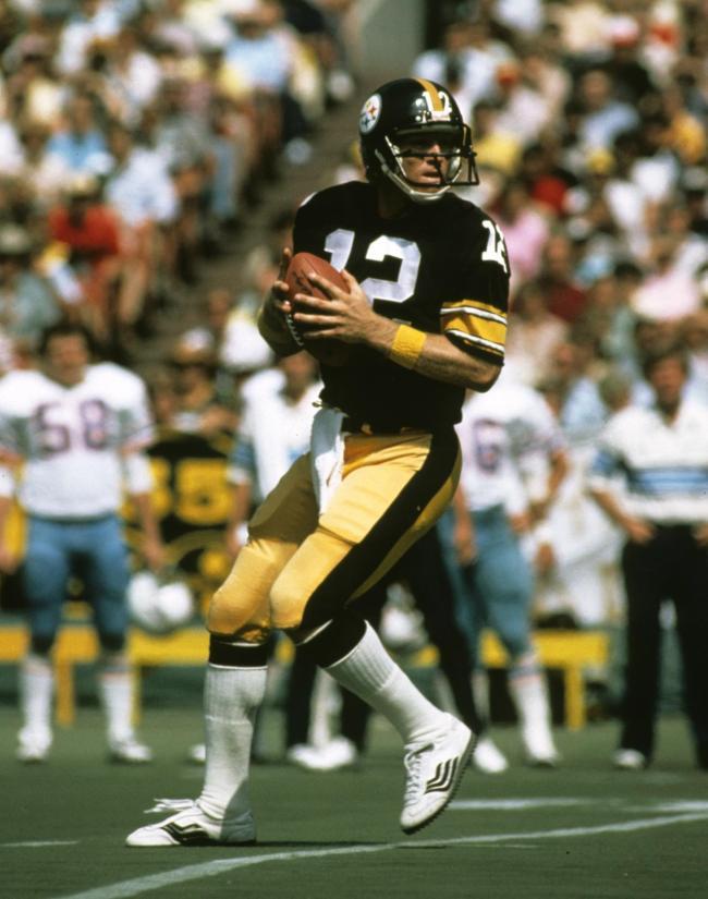 Terry Bradshaw est considéré comme un des meilleurs quaterbacks de l'histoire des Steelers de Pittsburgh (Crédit photo : NFL.com)