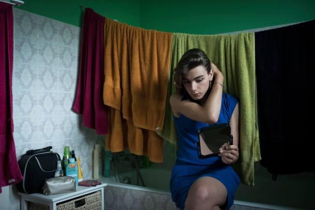 """""""Apprendre que devenir une fille est possible, c'est une libération !"""" Crédit photo: Vincent Gouriou"""