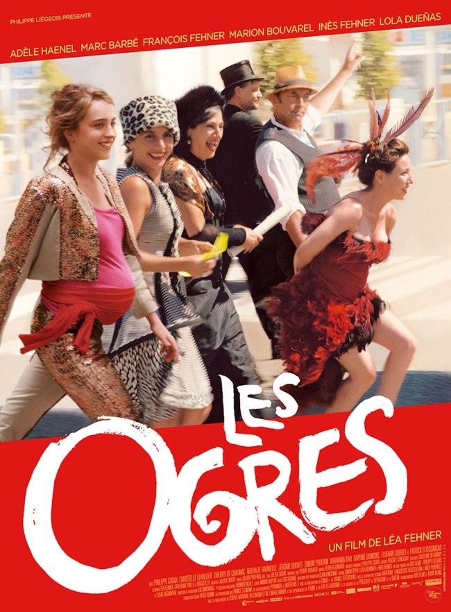 Le film Les Ogres raconte le parcours du Dalaï Théâtre, sur la route, à la rencontre du public urbain.