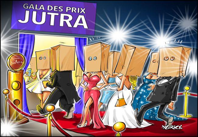 Parue dans Le Journal de Montréal, cette caricature montre le malaise auquel est confrontée l'industrie du cinéma québécoise (Caricature par Ygreck)