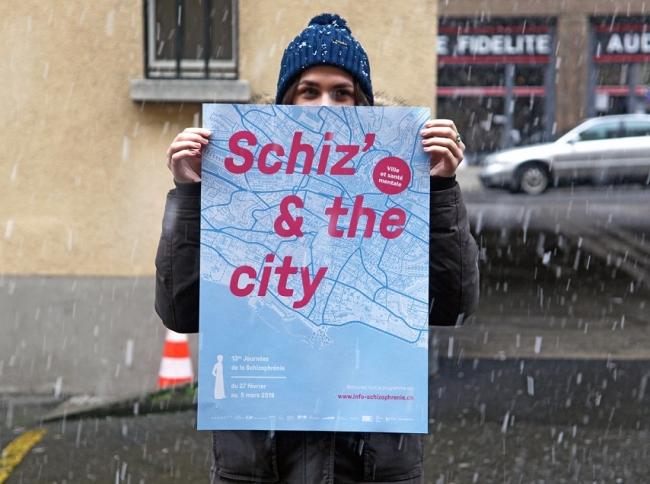 13ème journées francophones de la Schizophrénie (Crédit photo : Shiz' & the city)