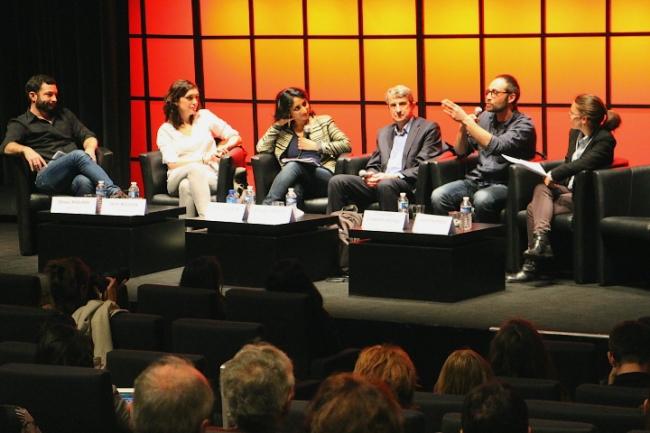 Philippe Rochot : « Parce que l'information nous vient instantanément, on a moins le recul nécessaire. » (Crédit photo : Delphine Toujas)