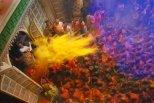 Une explosion de couleurs. (Crédit : Twitter/@lovetrotters)