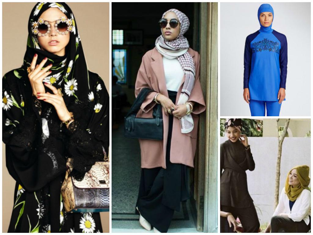 Mode islamique   le fossé entre féministes occidentales et femmes  musulmanes   Buzzles 9b9f3d88cd9b