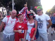 Ces Polonais sont venus entre amis