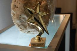 L'équipe du Festival s'est vu remettre à l'issue du festival le trophée du membre d'honneur décerné par l'antenne régionale. (Crédit photo : TW)