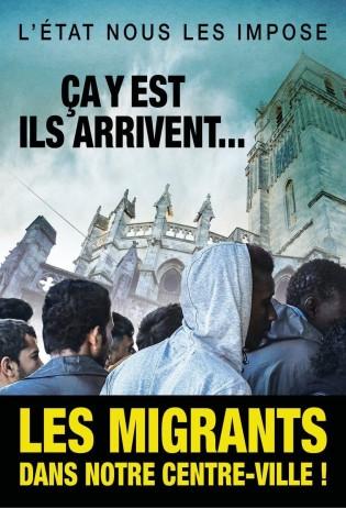 À gauche, l'affiche officielle, qui a fait l'objet de nombreux détournements (Crédit photos: http://www.tropicalboy.fr/archives/2016/10/12/34432370.html)